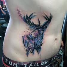 Antler Tattoo Meaning 15