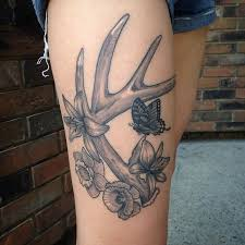 Antler Tattoo Meaning 2
