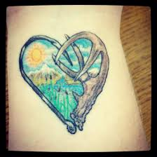 Antler Tattoo Meaning 22