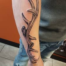 Antler Tattoo Meaning 25