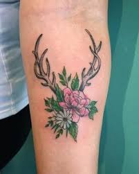 Antler Tattoo Meaning 3