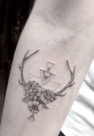 Antler Tattoo Meaning 43