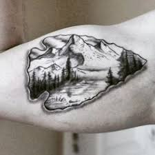 Arrowhead Tattoo Meaning 13