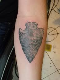 Arrowhead Tattoo Meaning 35