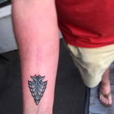 Arrowhead Tattoo Meaning 39