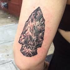 Arrowhead Tattoo Meaning 4