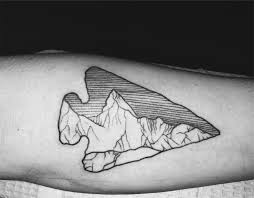 Arrowhead Tattoo Meaning 42