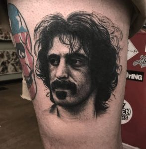 Portrait Tattoo Artist 41