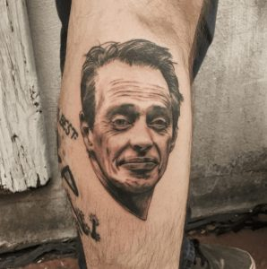 Portrait Tattoo Artist 24