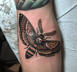 American Traditional Tattoo Artist 10