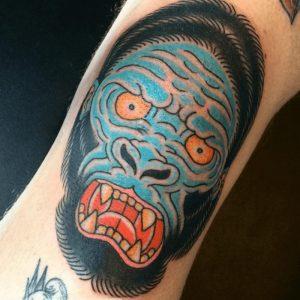 Atlanta Tattoo Artist 29