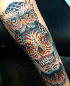 American Traditional Tattoo Artist 35