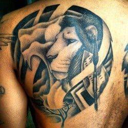 Atlanta Tattoo Artist Miya Bailey
