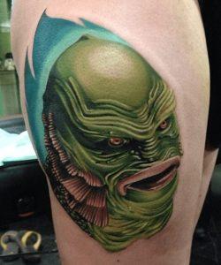 Atlanta Tattoo Artist Ryan Willingham 2