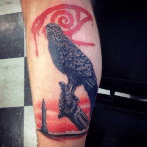 Atlanta Tattoo Artist 19