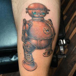 Atlanta Tattoo Artist 20