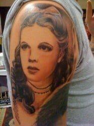 Atlanta Tattoo Artist Tony Olivas 1