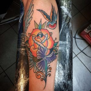 Austin Texas Tattoo Artist 15