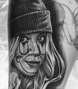 Bakersfield California Tattoo Artist 13