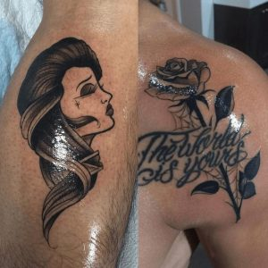 Bakersfield California Tattoo Artist 14