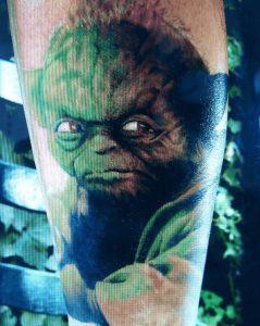 Bakersfield Tattoo Artist Bobby Holland 2