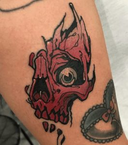 Bakersfield California Tattoo Artist 16