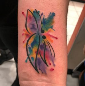 Bakersfield Tattoo Artist Jeff Steele 1