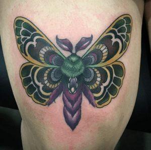 Bakersfield California Tattoo Artist 10