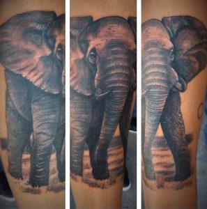 Bakersfield Tattoo Artist Johnny Diaz 1