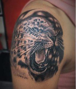 Bakersfield Tattoo Artist Johnny Diaz 4