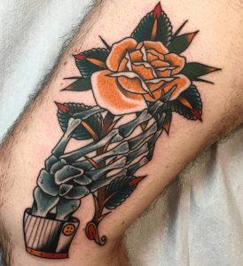 Bakersfield California Tattoo Artist 4