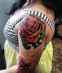 Bakersfield California Tattoo Artist 27