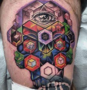 Bakersfield California Tattoo Artist 28