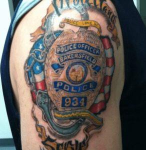 Bakersfield California Tattoo Artist 21