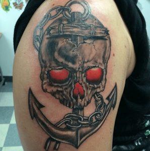 Bakersfield California Tattoo Artist 22