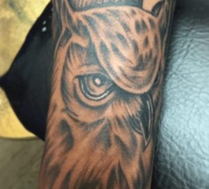 Baltimore Tattoo Artist Ray 4