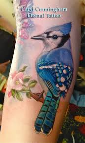 Blue Jay Tattoo Meaning 17