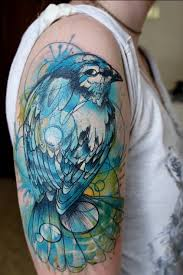 Blue Jay Tattoo Meaning 28