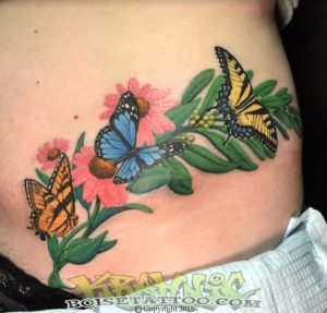 Boise Tattoo Artist Chris Krahn 1