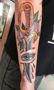 Boise Idaho Tattoo Artist 37