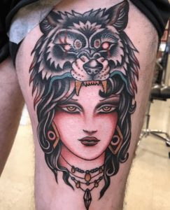 Boise Idaho Tattoo Artist 38