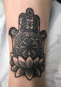 Boise Idaho Tattoo Artist 1