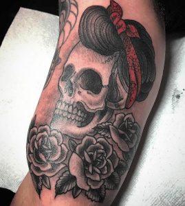 Boise Idaho Tattoo Artist 6