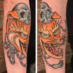 Boise Idaho Tattoo Artist 10