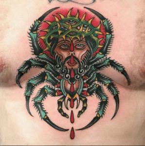 Boise Tattoo Artist Matt Arriola 3