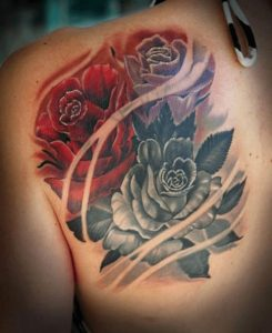 Boise Tattoo Artist Tony Adamson 3
