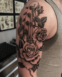 Boston Massachusetts Tattoo Artist 25