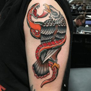 Boston Massachusetts Tattoo Artist 26