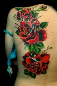 Boston Tattoo Artist Joseph Mike Shea 4