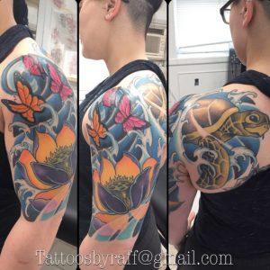 Boston Massachusetts Tattoo Artist 28